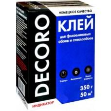 Клей Декоро для флизелиновых обоев 350 гр