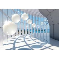 Фотообои PosterMarket WM-59NW Стеклянные шары