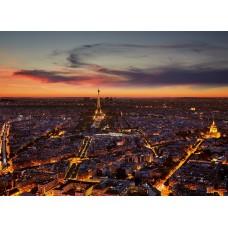 Фотообои PosterMarket WM-34 Ночной Париж