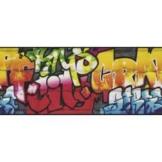 Бордюр Rasch Kids and Teens II 237900