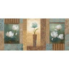 Фотопанно на флизе Цветочный натюрморт