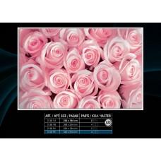 Фотообои на флизелине 2168V8, размер 3.68м*2.54м 4 части