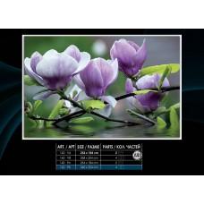 Фотообои на флизелине 160V8, размер 3.68м*2.54м 4 части